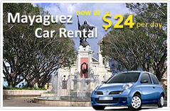 Mayaguez Car Rental
