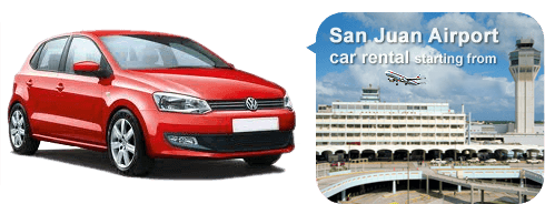 San Juan Airport Car Rental